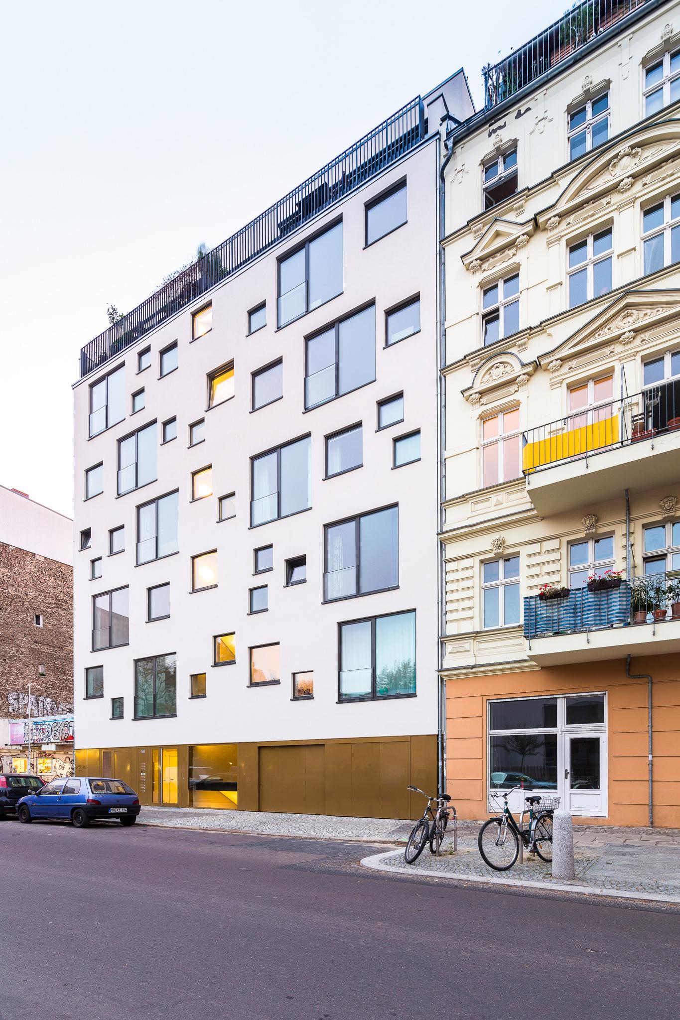 Choriner Straße 58, Berlin