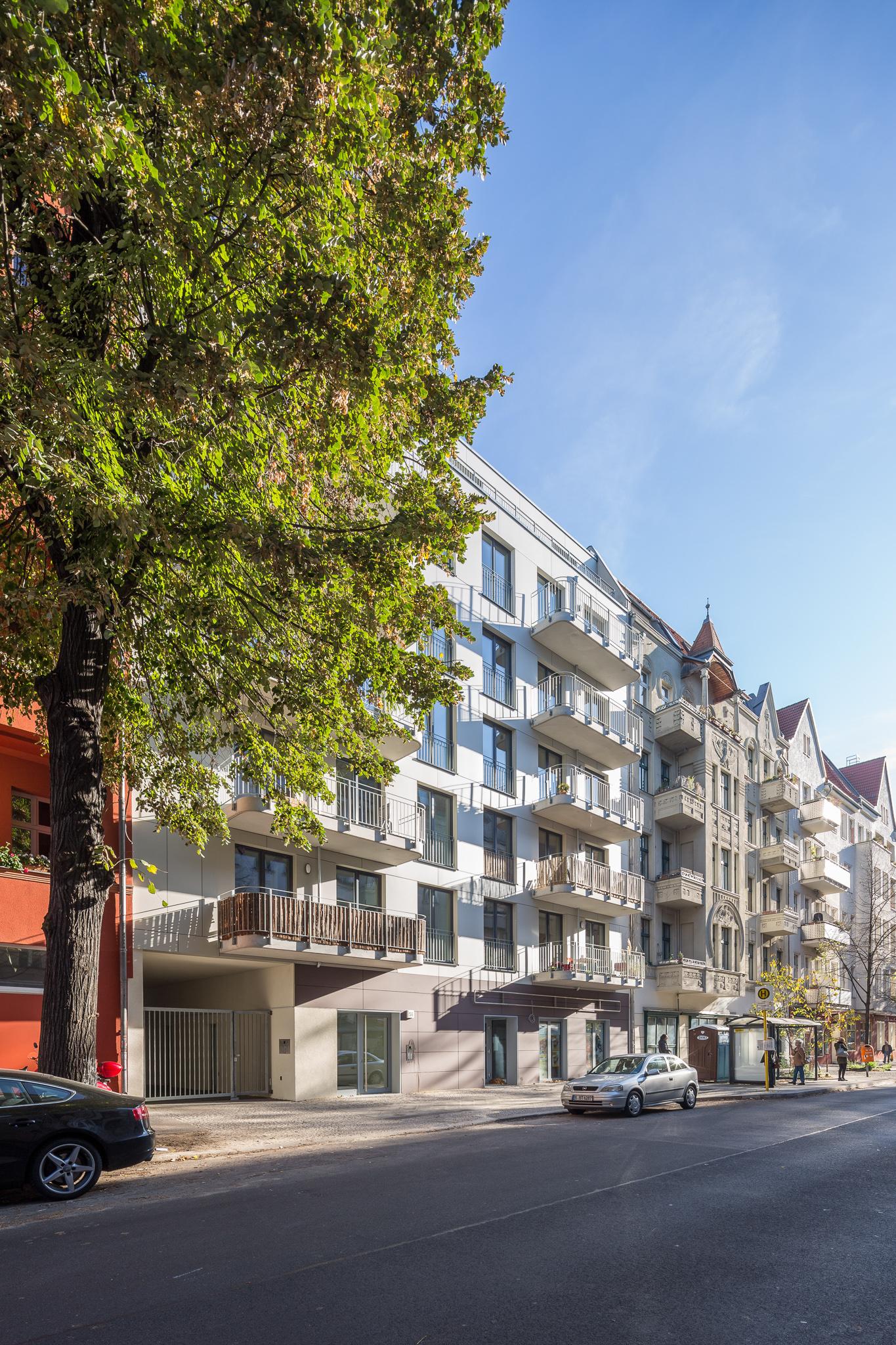 Karl-Kunger-Straße 56, Berlin