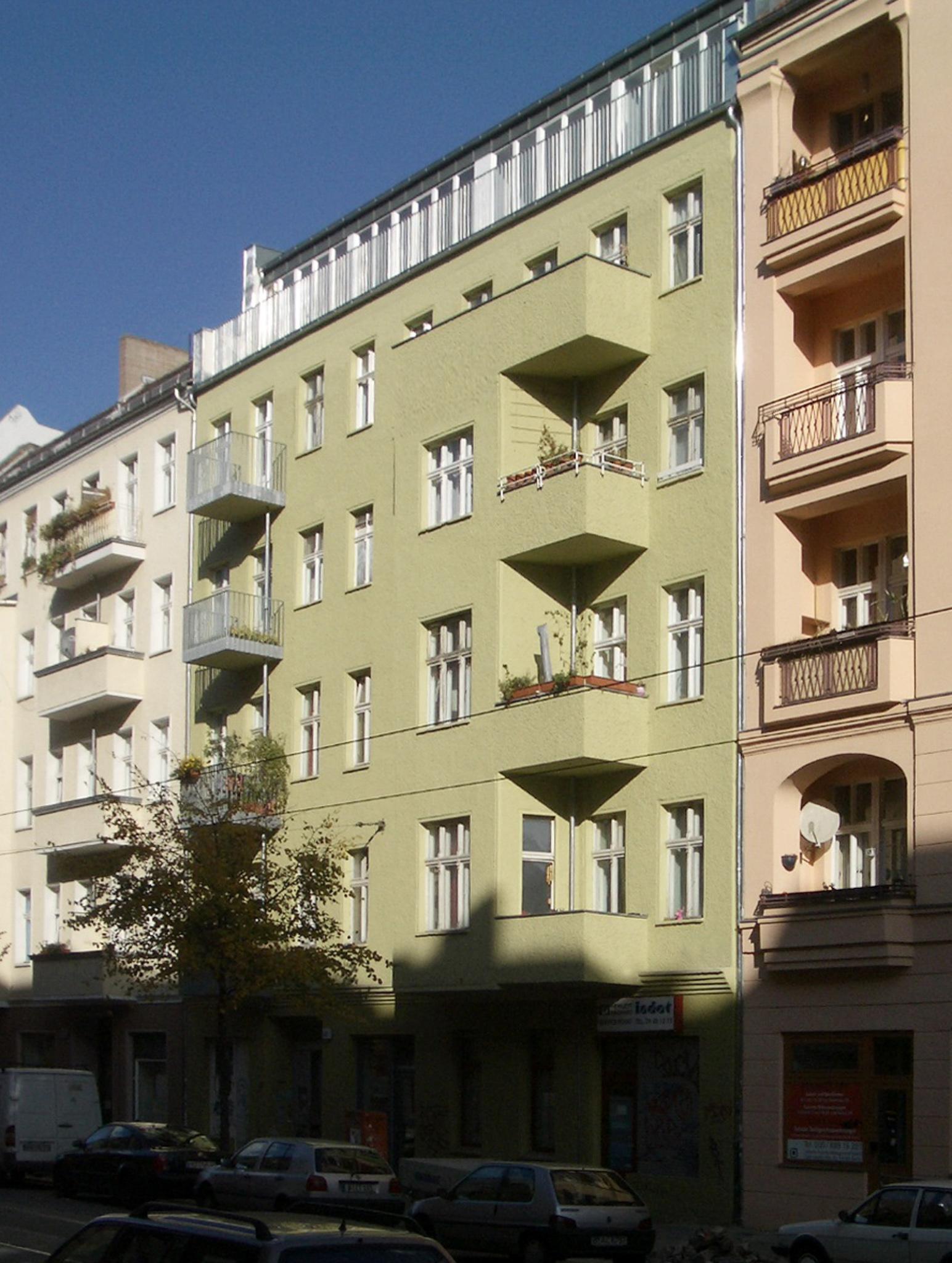 Boxhagener Straße 112, Berlin