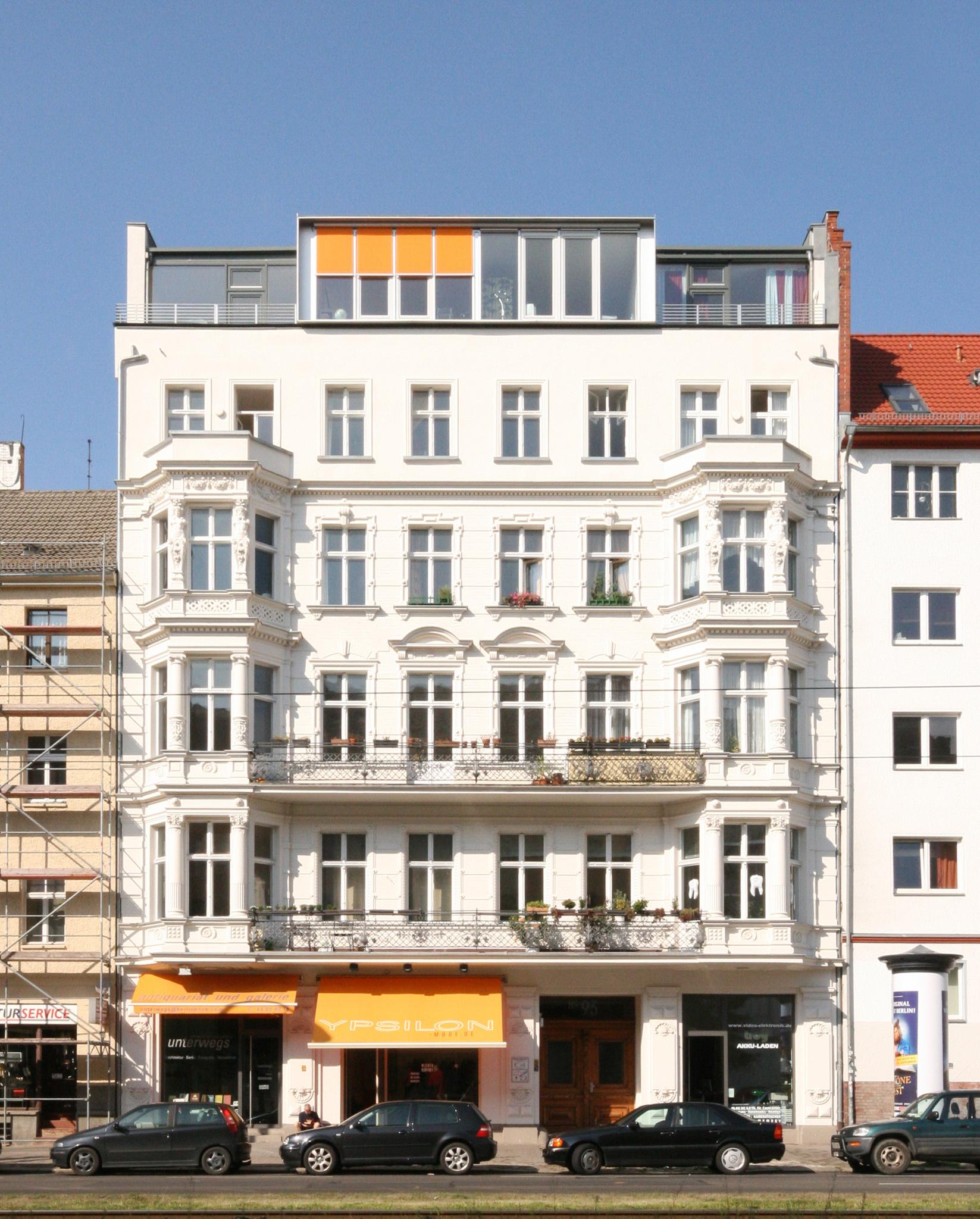Torstraße 93, Berlin