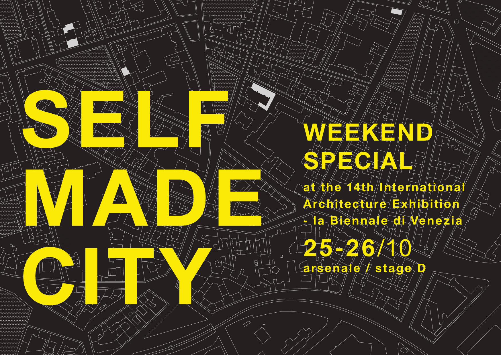 Biennale Weekend Special
